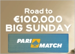 Road to €100.000 Big Sunday